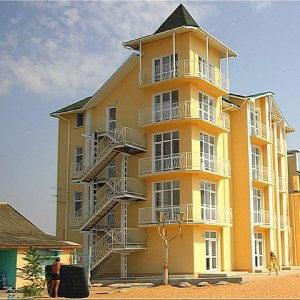 Туристско-оздоровительный комплекс Золотой Пляж Феодосия