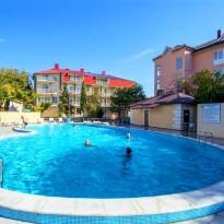 Отель Камелия Кафа Феодосия